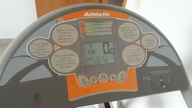 f491db3379 Esteira Elétrica Athletica Advanced 410ee 220volts
