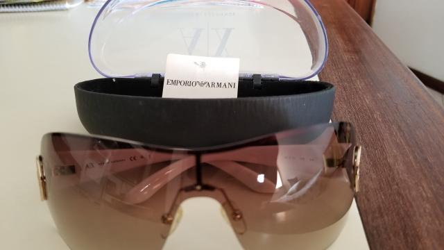 Óculos Original Armani - Bijouterias, relógios e acessórios ... dff99931ee