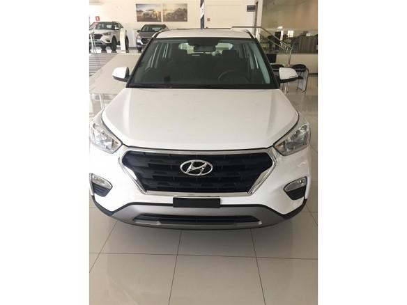 HYUNDAI CRETA PULSE PLUS 1.6 16V FLEX AUT.