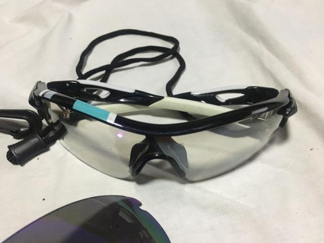 8d8e55e4c Kit de óculos balístico Oakley - Esportes e ginástica - Aclimação ...