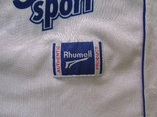 6442b4b259 Camisa do cruzeiro rhumell 1998   g   - Esportes e ginástica ...