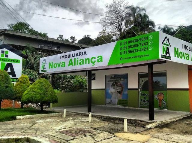 Imobiliária Nova Aliança!!!! Linda Casa com Piscina e Espaço Gourmet na Fazenda Muriqui - Foto 12