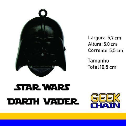 a2fb5fd85a6aa Chaveiro Geek - Darth Vader - Hobbies e coleções - Parque da Mooca ...