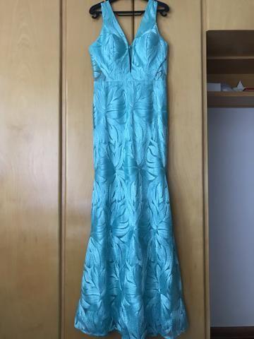 Fotos de vestidos azul tiffany