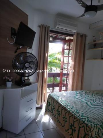Casa em condomínio para venda em salvador, praia de flamengo, 3 dormitórios, 2 suítes, 4 b - Foto 12