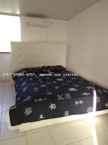 Casa em condomínio para venda em salvador, praia de flamengo, 3 dormitórios, 2 suítes, 4 b - Foto 8