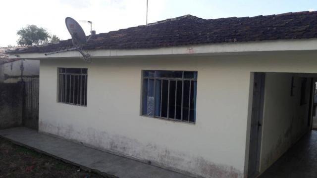 Casa com 2 dormitórios à venda - campo pequeno - colombo/pr