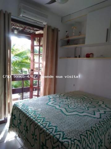 Casa em condomínio para venda em salvador, praia de flamengo, 3 dormitórios, 2 suítes, 4 b - Foto 6