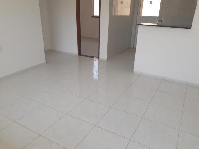 Casa com doc. gratis: 2 quartos , 2 bainheiros , com acabamento diferenciado - Foto 4