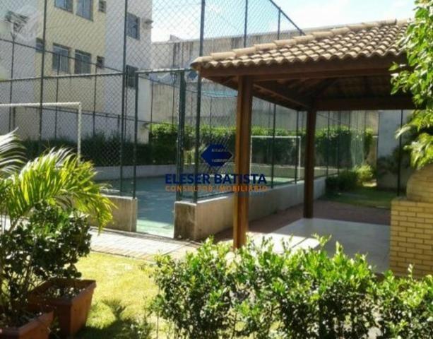 WC - Apartamento Ilha de Vitória 2 Quartos - Colina de Laranjeiras ES - R$ 144.500,00 - Foto 5