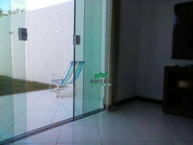 Casa residencial à venda, arembepe, camaçari - ca1278. - Foto 2