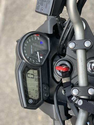Yamaha XJ6 N 2013 baixa km troco por carro - Foto 11