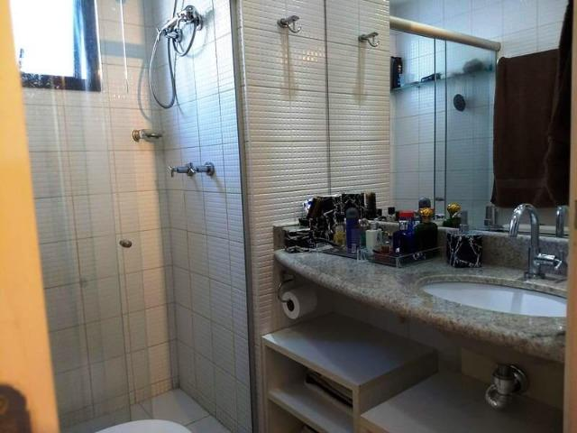 Apartamento 3/4 Alphaville 106 m² com 2 vagas Condomínio com Lazer Completo - Foto 7