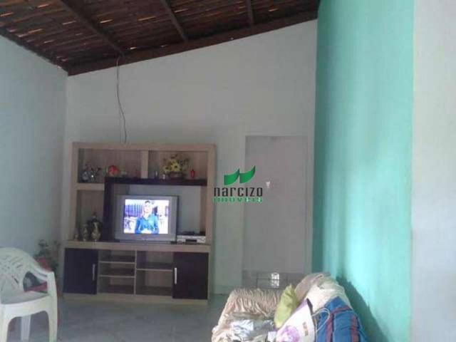 Casa residencial à venda, jacuipe, camaçari - ca0819. - Foto 8