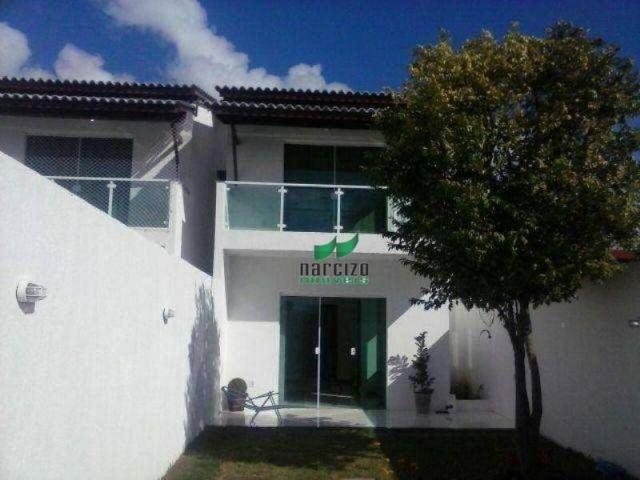 Casa residencial à venda, arembepe, camaçari - ca1278.