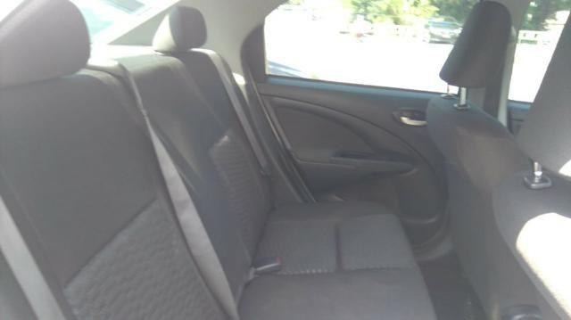 Toyota Etios Sedan XS 1.5 Manual 2014 GNV 5 Geração - Foto 8