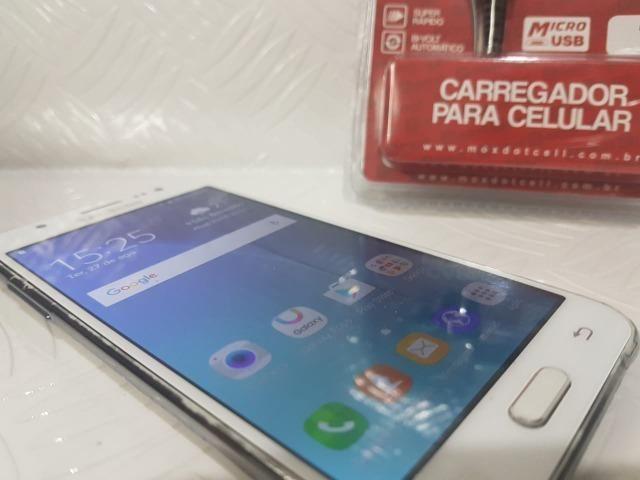 Samsung J500 Branco - Foto 2