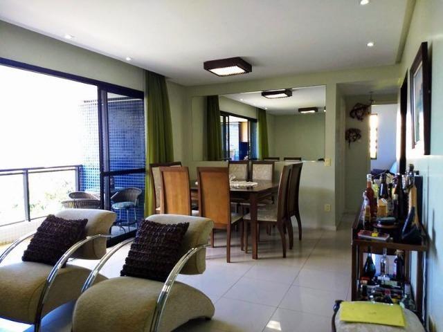 Apartamento 3/4 Alphaville 106 m² com 2 vagas Condomínio com Lazer Completo - Foto 2