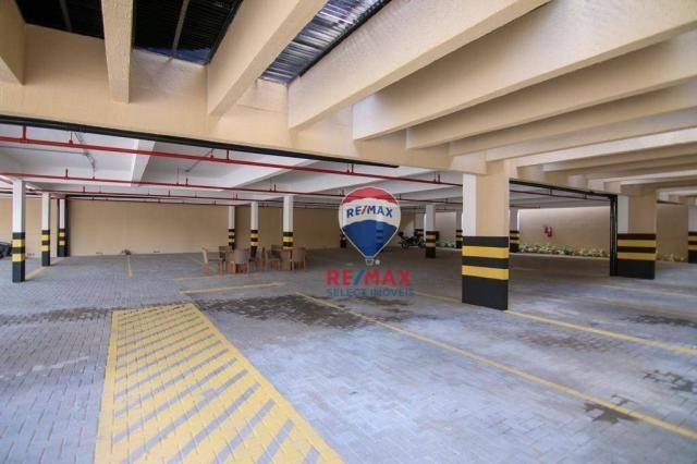 Apartamento Residencial Alvorada, com 3 dormitórios à venda, 75 m² por R$ 340.000 - Dix-Se - Foto 5
