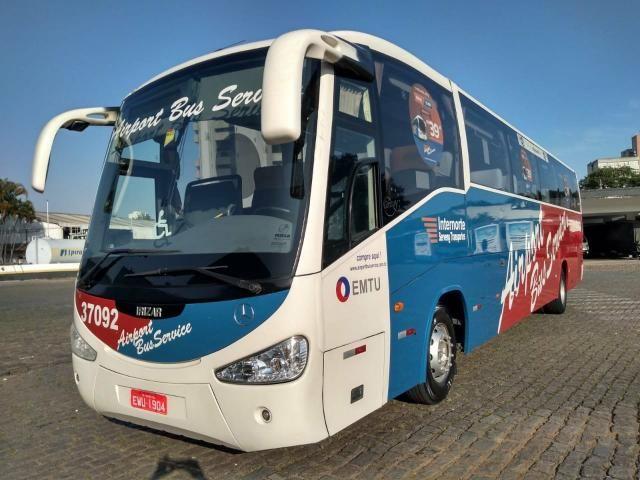 Ônibus rodoviário Irizar Mercedes
