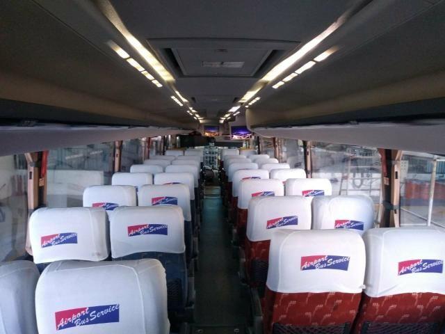 Ônibus rodoviário Irizar Mercedes - Foto 4