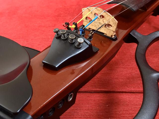 Violino elétrico Silent Yamaha SV-130 - Aceito Cartão - Foto 2