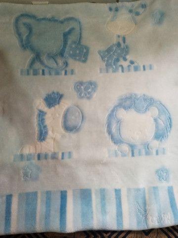 5 Cobertores infantil - Foto 2