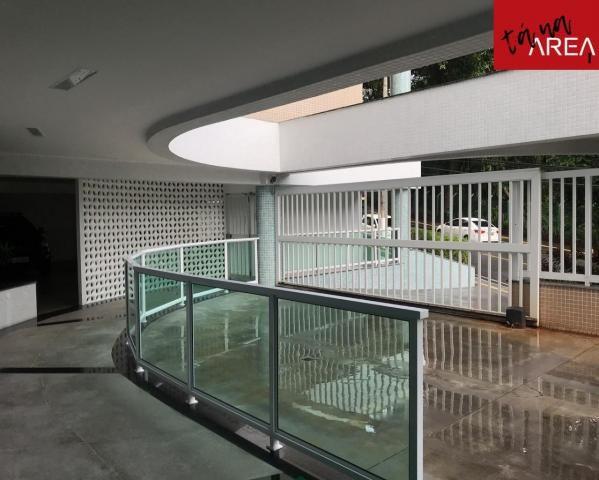 Apartamento no Itaigara, Alto do Parque, Cond. Chateau Du Parc - Área Imobiliária - Foto 14