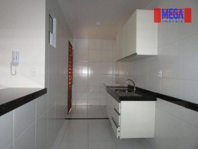 Casa duplex com 3 quartos, próximo à Av. Bezerra de Menezes - Foto 6