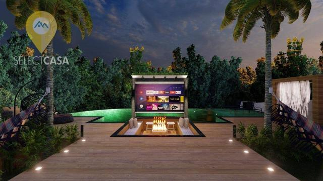 Casa com 4 dormitórios à venda, 450 m² por R$ 3.800.000,00 - Boulevard Lagoa - Serra/ES - Foto 3