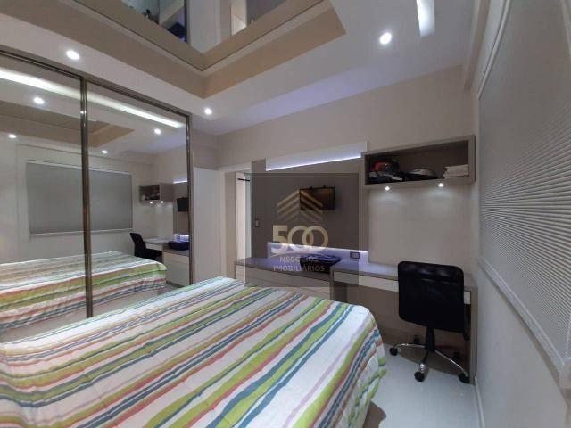 Apartamento com 2 dormitórios à venda, 60 m² por R$ 350.000 - Coqueiros - Florianópolis/SC - Foto 8
