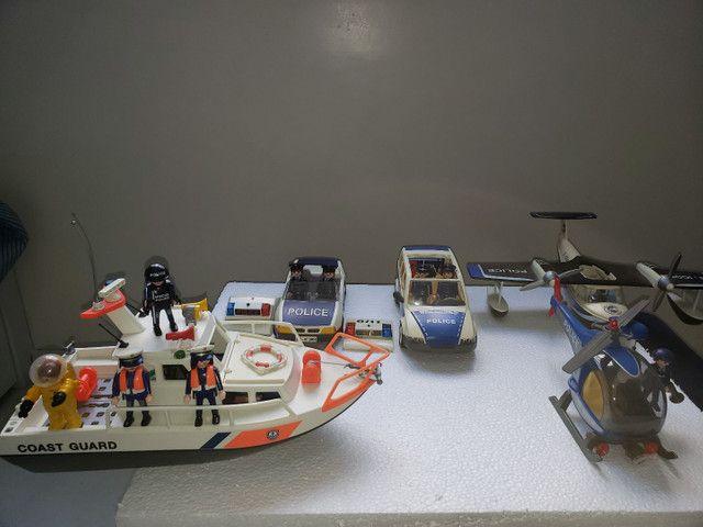 Playmobil Polícia - Sets Diversos