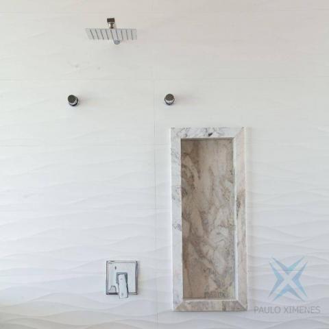 mansão com vista mar no aquiraz riviera com 5 dormitórios à venda, 419 m² por R$ 2.700.000 - Foto 9