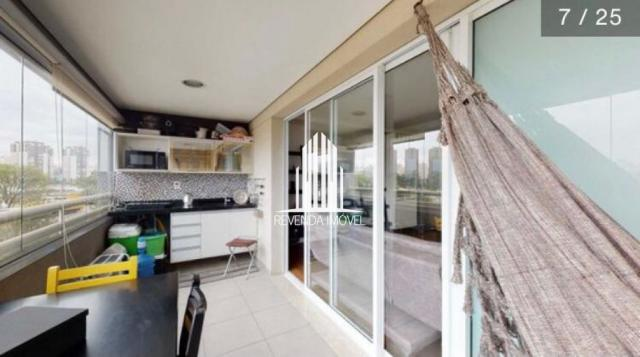 Apartamento 2 dormitórios com 1 suíte e 1 vaga na Barra Funda - Foto 6