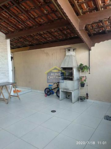 Casa à venda com 2 dormitórios em Tupi, Praia grande cod:AC763 - Foto 2