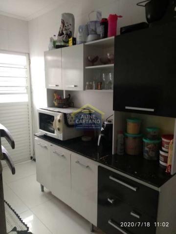 Casa à venda com 2 dormitórios em Tupi, Praia grande cod:AC763 - Foto 14