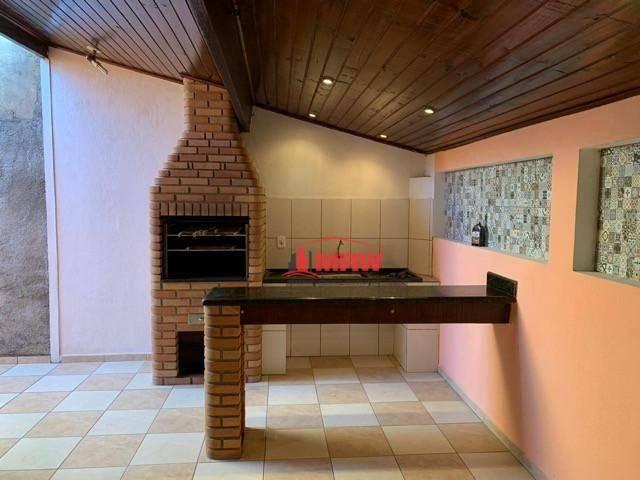 Casa com 2 dormitórios à venda, 98 m² por R$ 250.000,00 - Conjunto Habitacional Jardim Ser - Foto 14