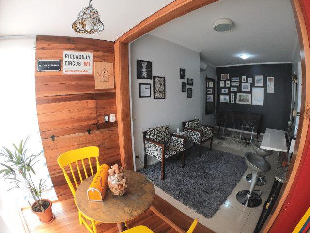 Apartamento 2 Dormitórios Centro - Mobiliado