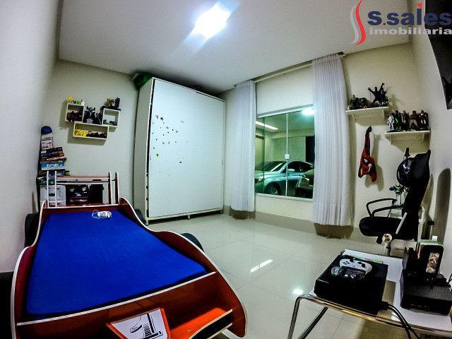 Destaque!!! Linda casa a venda em Vicente Pires 4 Quartos - Lazer Completo! - Foto 4