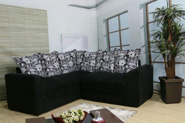 Sofá de Canto Belo - Foto 2