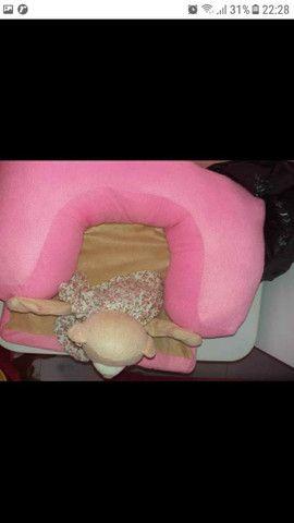 Almofada de assento pra bebê  - Foto 2