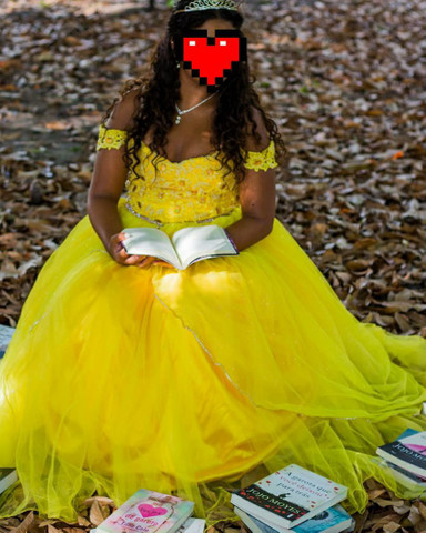 Vendo vestidos de 15 anos - Foto 4