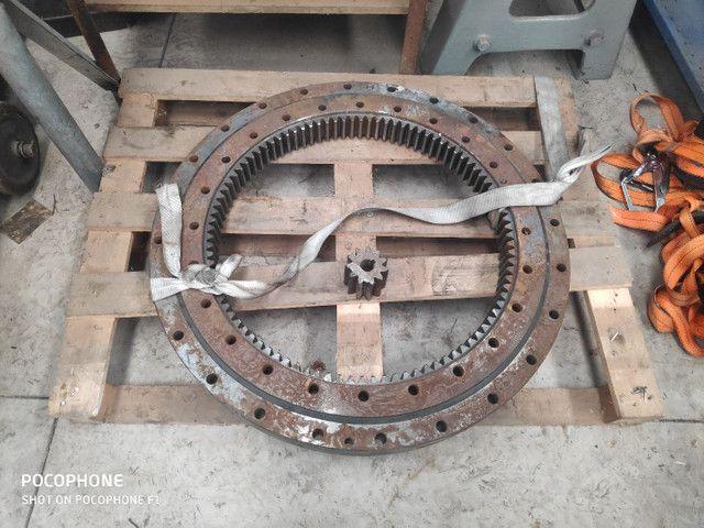 Rolamento de giro para máquinas - Foto 6