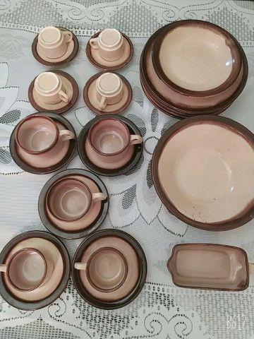 Conjunto louças cerâmica - Foto 2