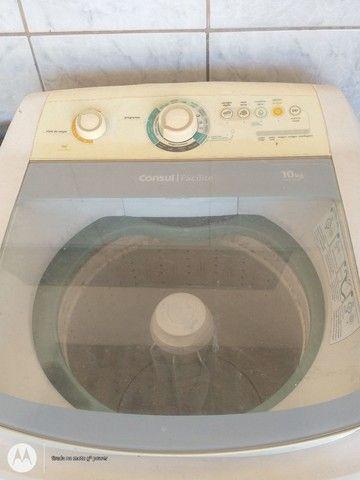 Máquina de lavar 10 kilos - Foto 3