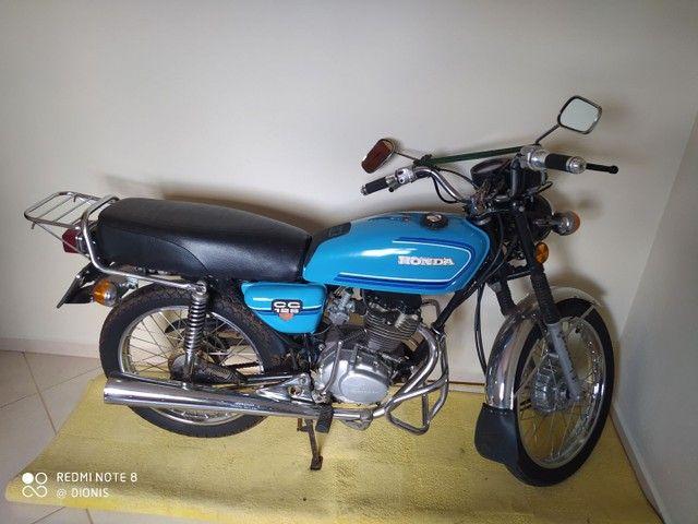 Vendo cg 81