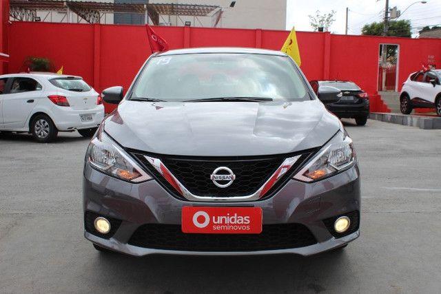 Nissan Sentra SV 2.0 AT. 2020 - Taxas à partir de 0.84%
