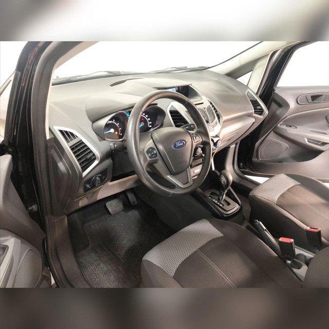 Ford Ecosport 1.6 16v Se Flex Powershift 5p - Foto 8