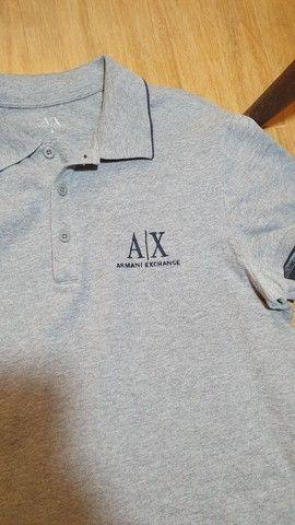 Camiseta polo Armani Exchange - Foto 3