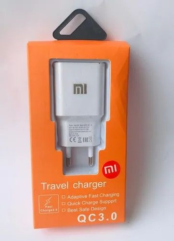 Carregador Xiaomi Qualcomm Quick Charge 3.0 Type-c<br><br> - Foto 2